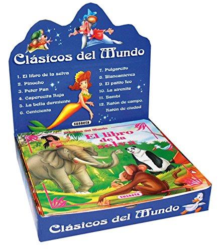 Clásicos del mundo (12 títulos) (Paperback): AA.Vv.