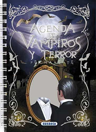9788467701432: Agenda escolar permanente vampiros y terror (Agenda De Vampiros Y Terror)