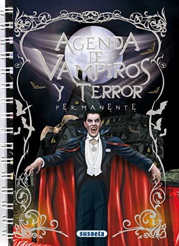 9788467701449: Agenda escolar permanente vampiros y terror (Agenda De Vampiros Y Terror)