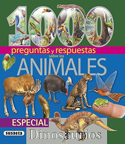 9788467701562: 1000 Preguntas y respuestas sobre los animales (1000 Preg/Resp. sobre Animales)