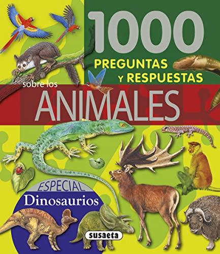 9788467701579: 1000 Preguntas y respuestas sobre los animales (1000 Preg/Resp. sobre Animales)