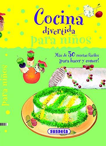 9788467702200: Cocina divertida para niños