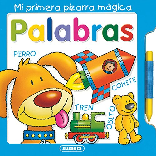 9788467702767: PALABRAS (PRIM.PIZARRA MAGICA)