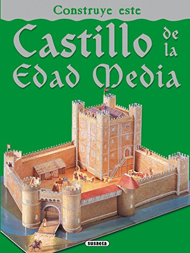 9788467703320: Castillo De La Edad Media (Construcciones Recortables)