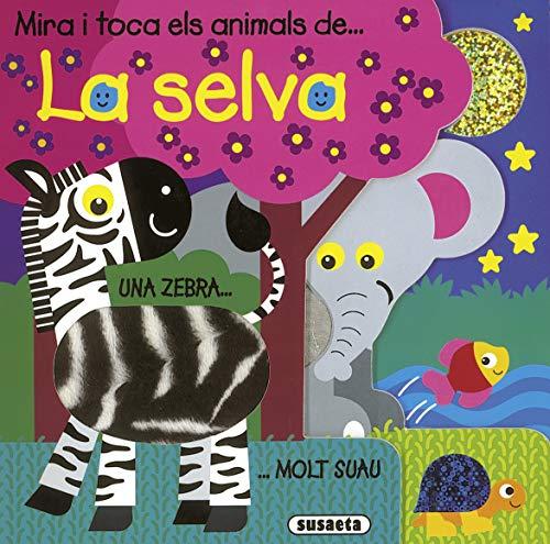 9788467703757: Animals De La Selva, Els (Mira I Toca)