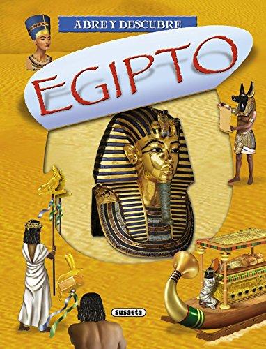 9788467703948: Egipto (Abre y descubre)
