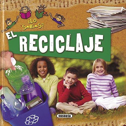 9788467704815: El reciclaje (¿Lo sabías?)