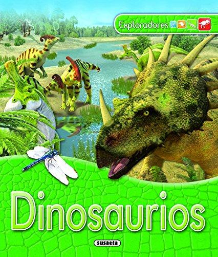 9788467704907: Dinosaurios (Exploradores)