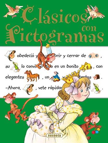 9788467705089: Clásicos con pictogramas
