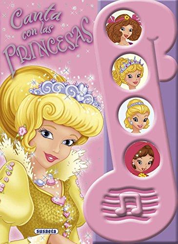 9788467705416: 1: Canta con las princesas / Sing with the princesses (Spanish Edition)