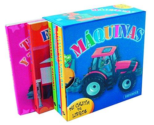 9788467706185: Máquinas (Mi cajita de libros)