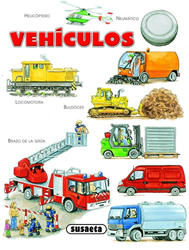 9788467706284: Vehículos (Chiquidiccionarios)