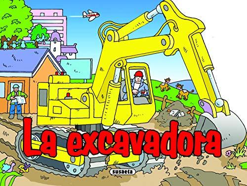 9788467706925: La excavadora (Enciende el motor)