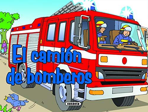 9788467706932: El camión de bomberos (Enciende el motor)