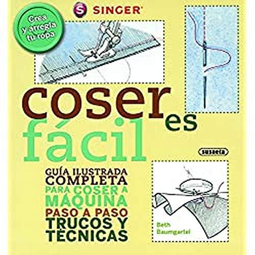 9788467707014: Coser es fácil