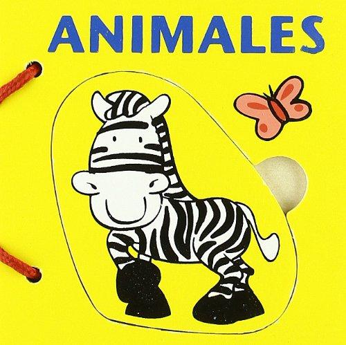 9788467707717: Animales (Minilibros de madera)