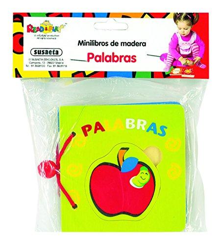 9788467707724: PALABRAS (MINILIBROS DE MADERA