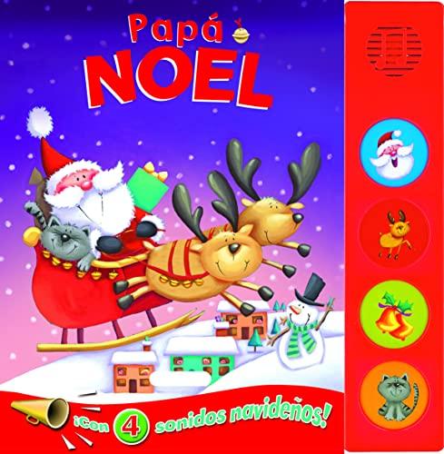 9788467708080: Papa Noel (Botones Ruidosos)