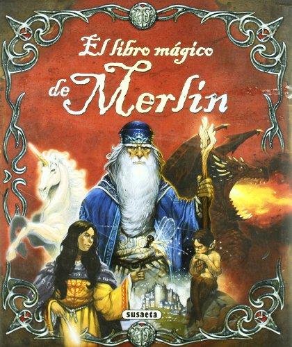 9788467708189: El libro mágico de Merlin