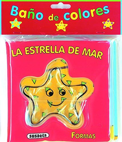 9788467708523: La estrella de mar, libro de baño