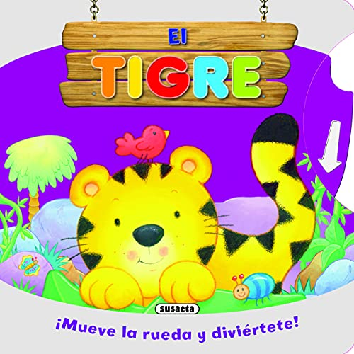 9788467708714: El tigre (Ruedas divertidas)