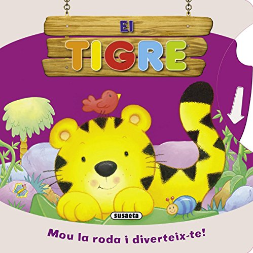 9788467708745: El tigre (Rodes divertides)