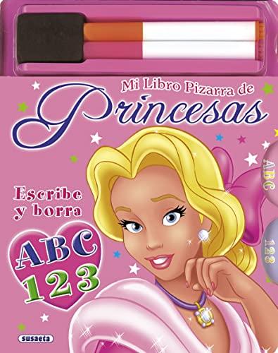 9788467709131: Mi libro pizarra de princesas / My board book of princesses (Spanish Edition)