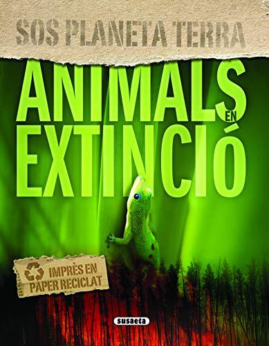 9788467709193: ANIMALS EN EXTINCIO (SOS PLANE