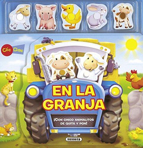 9788467709230: En la granja / In the farm (Spanish Edition)