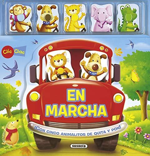 9788467709254: En marcha / Under way (Spanish Edition)