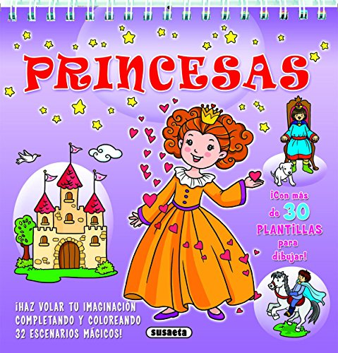 9788467710366: Princesas mágicas