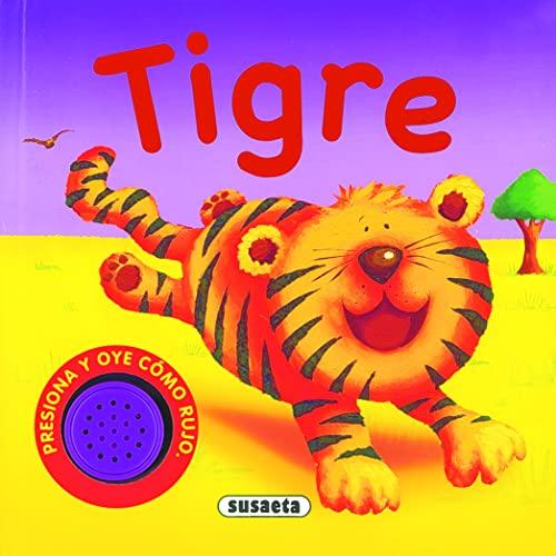 9788467710915: Tigre (Sonidos De Animales)
