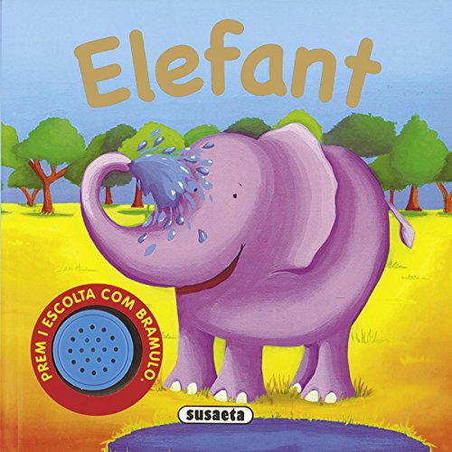 9788467710922: Elefant (Sons D'animals)