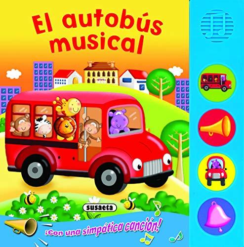 9788467710960: El autobús musical (Botones Ruidosos)