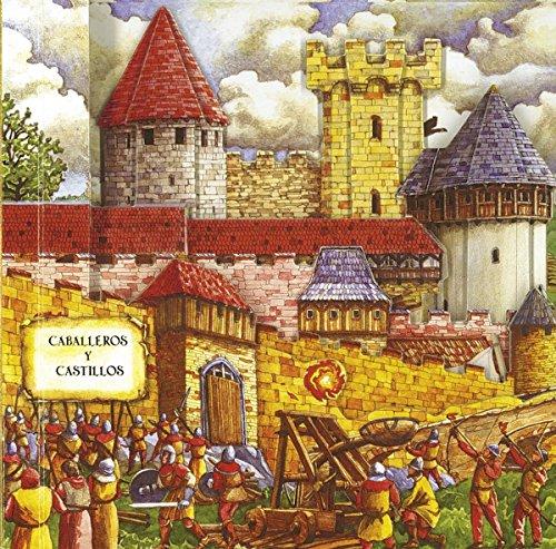 9788467711738: Caballeros y castillos (Aventureros)