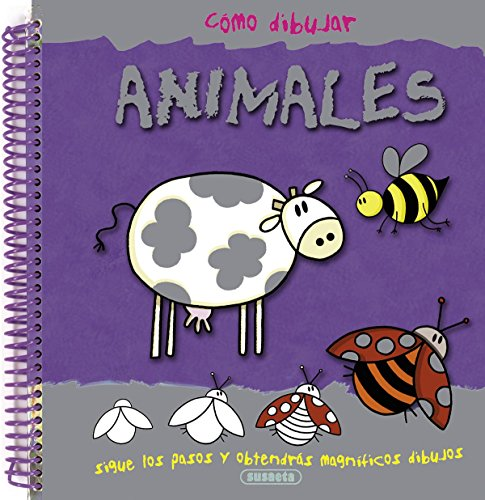 9788467711769: Como dibujar animales / How to Draw Animals (Spanish Edition)