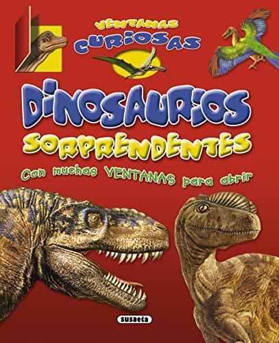9788467712049: Dinosaurios sorprendentes (Ventanas curiosas)