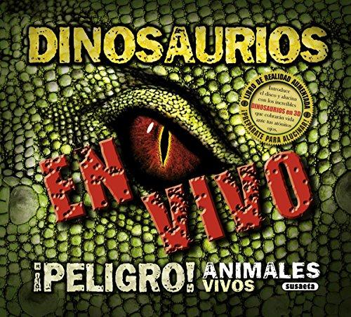 9788467712070: Dinosaurios en vivo / Dinosaurs alive (Spanish Edition)