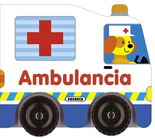 9788467712131: Ambulancia (Rueda, rueda...)