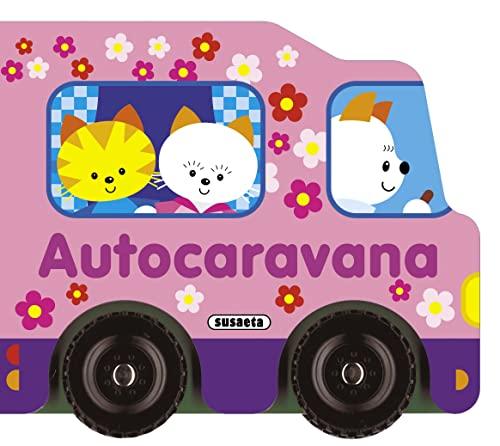 9788467712162: Autocaravana (Rueda, rueda...)