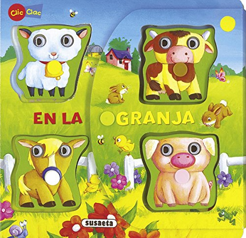 9788467712223: En la granja / In the farm