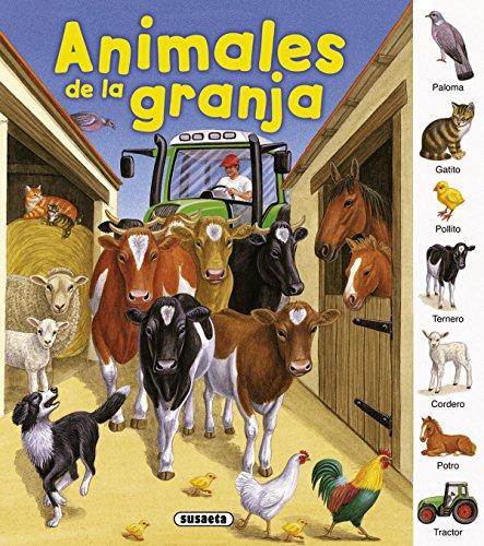 9788467712452: Animales de la granja / Farm Animals (Busca / Search) (Spanish Edition)