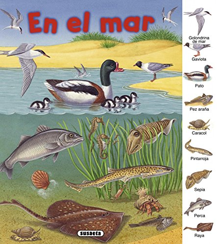 9788467712476: En el mar / In the Sea (Spanish Edition)