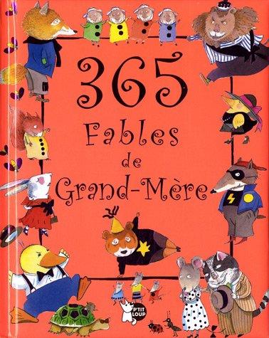 9788467713060: 365 fables de grand-mère (Bibliothèque 365)