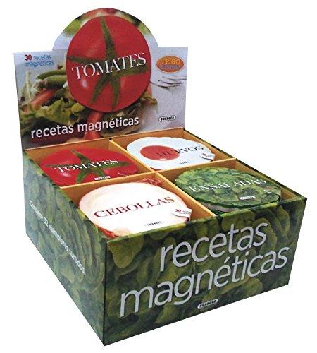 9788467713671: Recetas magnéticas / Magnetic recipes (Spanish Edition)