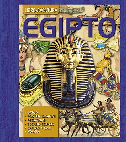 9788467713732: Egipto (Libro - aventura)