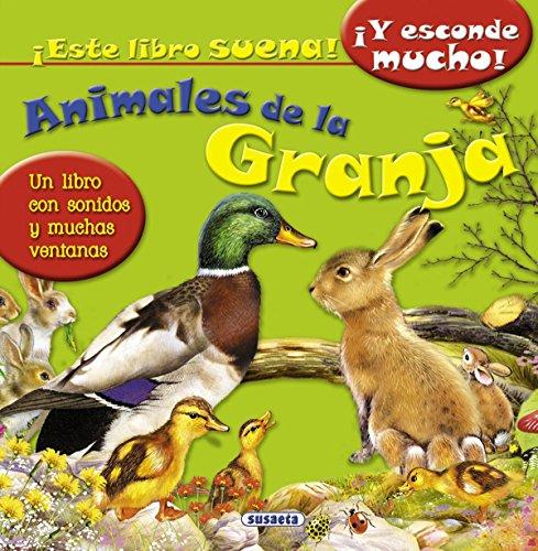 9788467714517: Animales de la granja (Escucho y descubro)