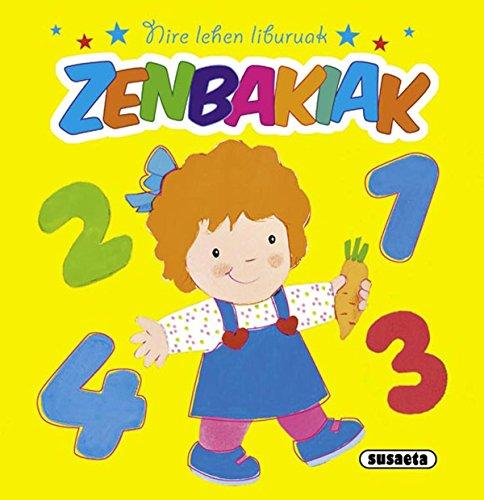 9788467714548: Zenbakiak (Basque Edition)