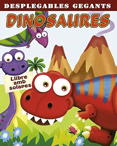 9788467714593: Dinosaures (Desplegables gegants)