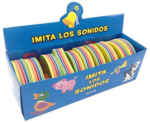 Imita los sonidos (2 títulos) (Paperback): Jordi Busquets